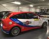 Van der Meer Reklame - Ford Focus in Rallytrim